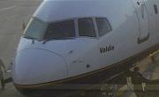 My plane, the