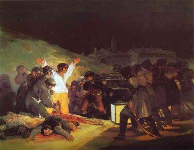 Goya 3 de Mayo