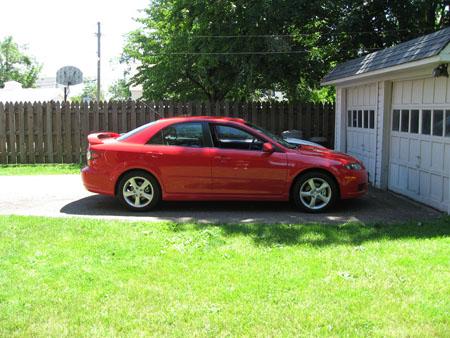 1997 Chevy Nova