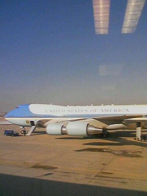 Dear Leader`s plane