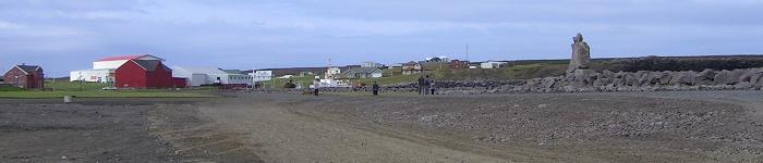 Keflavík in Summer