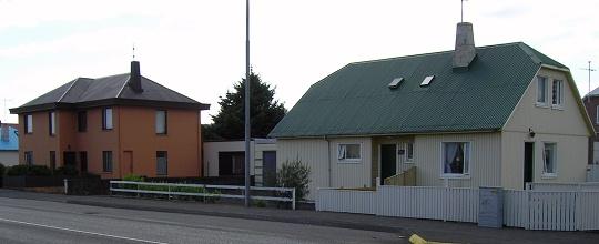 Houses in KEF