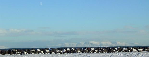 Keflavík in Winter