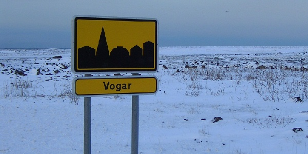 You are entering Vogar
